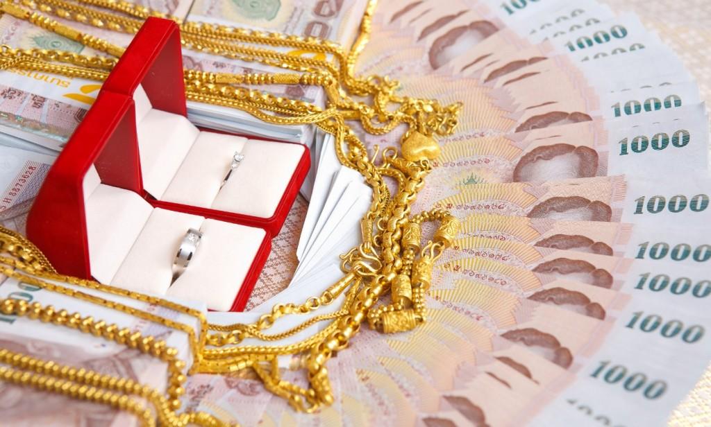 สินสอดทองหมั้น,แต่งงานกับฝรั่ง,ฝรั่ง-1