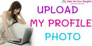 UPLOAD MY PROFILE PHOTO